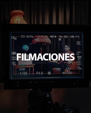Imagen Servicios - Filmaciones