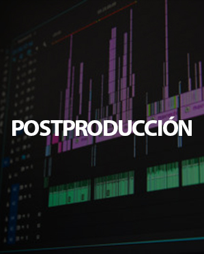 Imagen Servicios - Postproducción