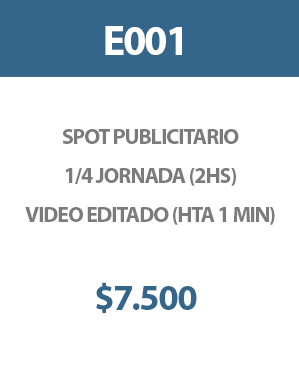 Promo E001