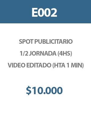 Promo E002