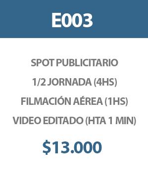 Promo E003